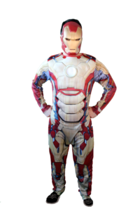 107 iron man