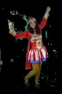 164 Wonder Woman
