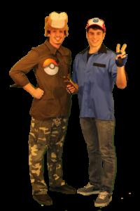 ash e brock gruppo