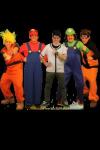 gruppo supereroi2