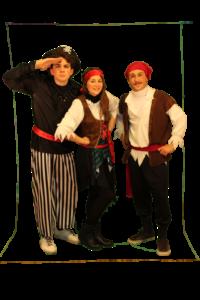 pirati gruppo u-d-u